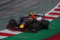 #11 Sergio Perez, RedBull Racing, Honda. Formula 1 World championship 2021, Austrian GP 4-7-2021Photo Federico Basile / Insidefoto