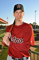 Feb 25, 2010; Kissimmee, FL, USA; The Houston Astros infielder Jeff Keppinger (28) during photoday at Osceola County Stadium. Mandatory Credit: Tomasso De Rosa/ Four Seam Images