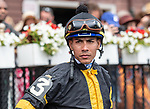 7/17/2021: Baby Yoda #3, ridden by Jose L. Ortiz, wins race 2 (starter allownace) on Diana Day at Saratoga Race Course in Saratoga Springs, New York on July 17, 2021. Rob Simmons/Eclipse Sportswire/CSM July 17, 2021: Baby Yoda #3, ridden by Jose L. Ortiz, wins race 2 (starter allowance) on Diana Day at Saratoga Race Course in Saratoga Springs, New York on July 17, 2021. Rob Simmons/Eclipse Sportswire/CSM