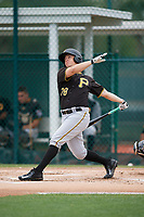 Pittsburgh Pirates Logan Ratledge (78) during a Minor League Spring Training Intrasquad game on March 31, 2018 at Pirate City in Bradenton, Florida.  (Mike Janes/Four Seam Images)