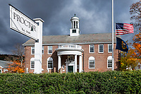 Proctor Preparatory School, Salisbury, New Hampshire, USA.