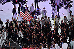 United States of America delegation (USA),<br />JULY 23, 2021 : <br />Tokyo 2020 Olympic Games Opening Ceremony at the Olympic Stadium in Tokyo, Japan. <br />(Photo by MATSUO.K/AFLO SPORT)