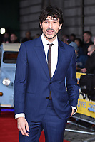 """Andres Velencoso<br /> arrives for the premiere of """"The Time of Their Lives"""" at the Curzon Mayfair, London.<br /> <br /> <br /> ©Ash Knotek  D3239  08/03/2017"""
