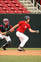September 15, 2009:  Matt Boyd, one of many top prospects in action, taking part in the 18U National Team Trials at NC State's Doak Field in Raleigh, NC.  Photo By David Stoner / Four Seam Images