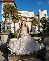 Stephanie Piedra Quinceanera