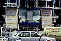 Singapore: Building site of shopping and hotel complex. Photo '83.