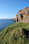 Duntulm Castle, Isle of Skye, Scotland