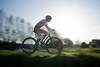 Yu Takenouchi (JAP/Veranclassic-Doltcini)<br /> <br /> Koppenbergcross 2014