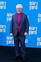Pedro Almodovar attends the photocall of the movie 'Dolor y gloria' in Villa Magna Hotel, Madrid 12th March 2019. (ALTERPHOTOS/Alconada) /NortePhoto.con NORTEPHOTOMEXICO