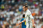 Gareth Bale of Real Madrid looks on during their La Liga match at the Santiago Bernabeu Stadium between Real Madrid and RC Celta de Vigo on 27 August 2016 in Madrid, Spain. Photo by Diego Gonzalez Souto / Power Sport Images