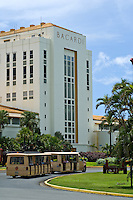 The Bacardi Rum factory <br /> Puerto Rico