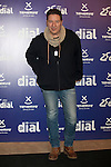 Carlos Goni poses during Cadena Dial music awards presentation in Madrid, Spain. February 05, 2015. (ALTERPHOTOS/Victor Blanco)