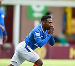 17.01.2021 Motherwell v Rangers: Jermain Defoe
