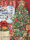 Lori, CHRISTMAS SYMBOLS, WEIHNACHTEN SYMBOLE, NAVIDAD SÍMBOLOS, paintings+++++Christmas Tree_12_72,USLS153,#xx#