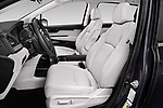 Front seat view of 2021 Honda Odyssey LX 5 Door Minivan Front Seat  car photos