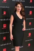 "Sara Ballesteros attend the Premiere of the movie ""Musaranas"" in Madrid, Spain. December 17, 2014. (ALTERPHOTOS/Carlos Dafonte) /NortePhoto /NortePhoto.com"