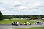 #86 Meyer Shank Racing w/ Curb-Agajanian Acura NSX GT3, GTD: Mario Farnbacher, Trent Hindman, /#14 AIM Vasser Sullivan Lexus RC F GT3, GTD: Richard Heistand, Jack Hawksworth