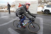 24th May 2021, Giau Pass, Italy; Giro d'Italia, Tour of Italy, route stage 16, Sacile to Cortina d'Ampezzo ; 107 BETTIOL Alberto ITA
