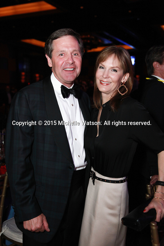 """Memorial Hermann Circle of Life Gala with special guests, Les Alexander and the Houston Rockets NBA basketball team including James """"The Beard"""" Harden and Dwight """"Superman"""" Howard."""