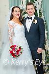 Courtney/O'Grady wedding in the Ballyseede Castle Hotel on Sunday December 27th