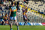 Adrian Spillane, Kerry, during the Munster Football Championship game between Kerry and Clare at Fitzgerald Stadium, Killarney on Saturday.