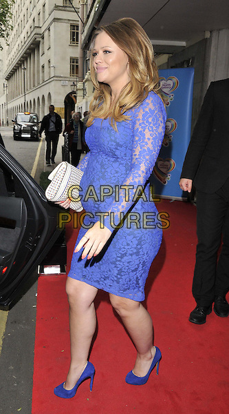 LONDON, ENGLAND - JUNE 02: Kimberley Walsh attends the Health Lottery VIP tea party, The Savoy Hotel, The Strand, on Monday June 02, 2014 in London, England, UK.<br /> CAP/CAN<br /> ©Can Nguyen/Capital Pictures