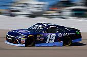 #19: Brandon Jones, Joe Gibbs Racing, Toyota Camry Toyota XYO Networks