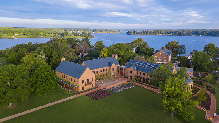 St. Mary's College of Maryland Anne Arundel Hall | SmithGroupJJR