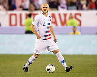 PHILADELPHIA, PA - JUNE 30: Michael Bradley #4 during a game between Curacao and USMNT at Lincoln Financial Field on June 30, 2019 in Philadelphia, Pennsylvania.