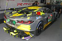 #64 CORVETTE RACING USA/LMGTE Pro Chevrolet Corvette C8.R Tommy Milner (USA)/Nicholas Tandy (GBR) /Alexander Sims (GBR)