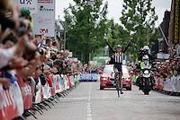 Matt Brammeier (IRL/MTN-Qhubeka) wins solo<br /> <br /> stage 5: Eindhoven - Boxtel (183km)<br /> 29th Ster ZLM Tour 2015