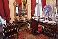 Europe/Autriche/Niederösterreich/Vienne: Palais des Hofburg, résidence de la famille impériale des Habsbourg – Les appartements impériaux (Kaiserappartments- Cabinet de Travail de l'Empereur Francois-Joseph