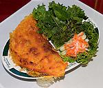 Golden Pancake Omelette, Ang Hong Vietnamese Restaurant, Orlando, Florida