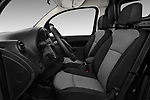 Front seat view of 2017 Mercedes Benz Citan Perfect-Tool 5 Door Cargo Van Front Seat  car photos