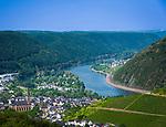 Deutschland, Rheinland-Pfalz, Moseltal, Treis-Karden: Ortsteil Treis | Germany, Rhineland-Palatinate, Moselle Valley, Treis-Karden, district Treis