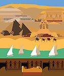 Tourist attractions of Egypt