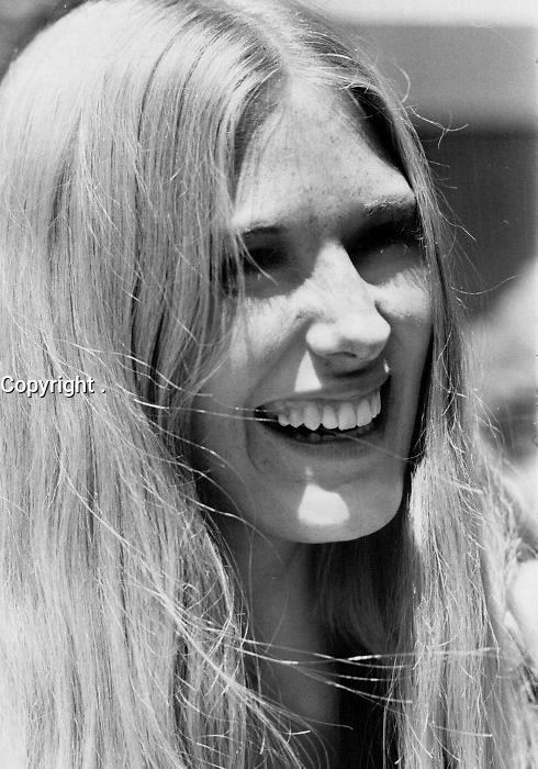 1969 FILE PHOTO - ARCHIVES -<br /> <br /> Actresse Danielle Ouimet<br /> <br /> PHOTO :  Norman JAMES - Toronto Star Archives - AQP