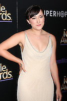 BEVERLY HILLS, CA - FEBRUARY 27: Zelda Williams at the 3rd Annual Noble Awards at the  Beverly Hilton Hotel in Beverly Hills, California on February 27, 2015. Credit: David Edwards/DailyCeleb/MediaPunch