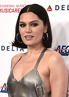LOS ANGELES - JANUARY 24:  Jessie J at the 2020 MusiCares Person of the Year tribute concert honoring Aerosmith on January 24, 2020 in Los Angeles, California. (Photo by Scott Kirkland/PictureGroup)