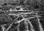 Tyler Forks Cascade in the Copper Falls State Park near Mellen, Wisconsin