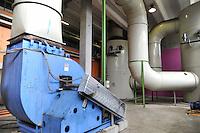 - Metropolitana Milanese, Servizio Idrico Integrato, depuratore delle acque reflue di San Rocco<br /> <br /> - Milan Metro, Integrated Water Service, wastewater treatment plant of San Rocco