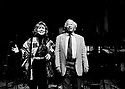 Adolph Green and Betty Comden. Legends of The American Musical, playwrights,screenwriters and lyricists. Writers of Singin' in the Rain. 6/92 CREDIT Geraint Lewis