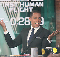 July 20, 2021.TJ holmes in Good Morning America in New York July 20, 2021 Credit:RW/MediaPunch