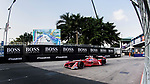 Jerome d'Ambrosio of Belgium from DRAGON competes during the FIA Formula E Hong Kong E-Prix Round 2 at the Central Harbourfront Circuit on 03 December 2017 in Hong Kong, Hong Kong. Photo by Victor Fraile / Power Sport Images