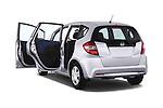 Car images of a 2014 Honda Jazz s 5 Door Hatchback 2WD Doors