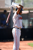 Rafael Rodriguez / San Francisco Giants 2008 Instructional League..Photo by:  Bill Mitchell/Four Seam Images