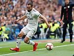 Real Madrid CF's Dani Carvajal during La Liga match. April 21, 2019. (ALTERPHOTOS/Manu R.B.)