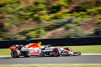 PEREZ Sergio (mex), Red Bull Racing Honda RB16B, action during the Formula 1 Rolex Turkish Grand Prix 2021, 16th round of the 2021 FIA Formula One World Championship from October 8 to 10, 2021 on the Istanbul Park, in Tuzla, Turkey -<br /> Formula 1 Turkish GP 08/10/2021<br /> Photo DPPI/Panoramic/Insidefoto <br /> ITALY ONLY