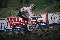World Cup leader Michael Vanthourenhout (BEL/Pauwels Sauzen-Bingoal)<br /> <br /> Men's Race<br /> UCI Cyclocross World Cup Namur 2020 (BEL)<br /> <br /> ©kramon