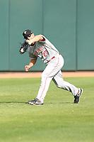 Chris Heisey - Peoria Saguaros, 2009 Arizona Fall League.Photo by:  Bill Mitchell/Four Seam Images..